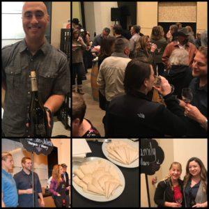photo scenes from Esprit du Vin 2019