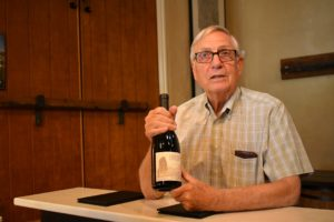 Claiborne Thompson talks about the how the winery came about
